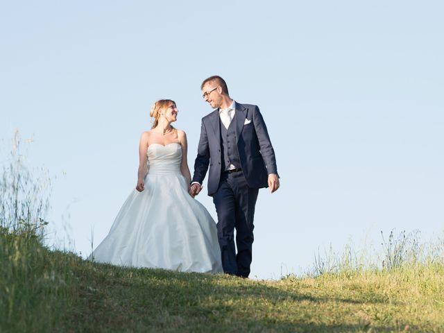 Il matrimonio di Claudio e Caterina a Fucecchio, Firenze 14