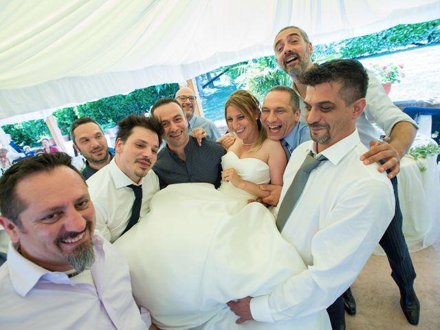 Il matrimonio di Claudio e Caterina a Fucecchio, Firenze 31