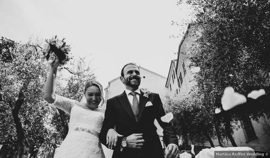 Il matrimonio di Andrea e Federica a Portovenere, La Spezia