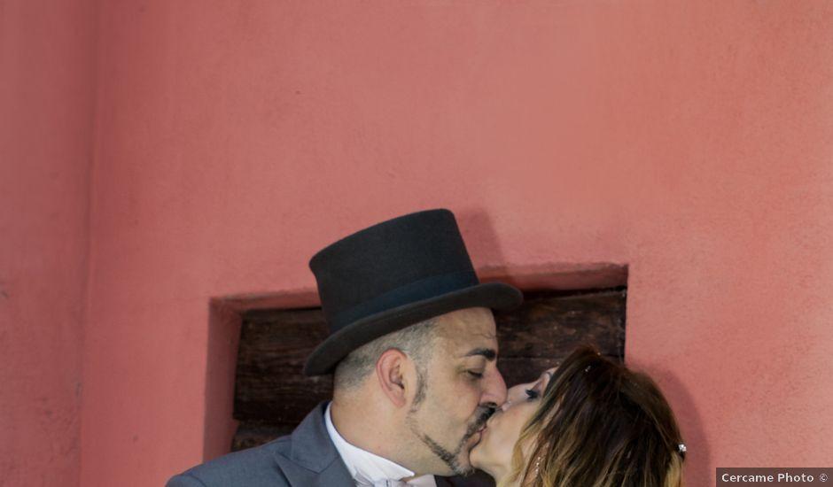 Il matrimonio di Girolamo e Monica a Marudo, Lodi