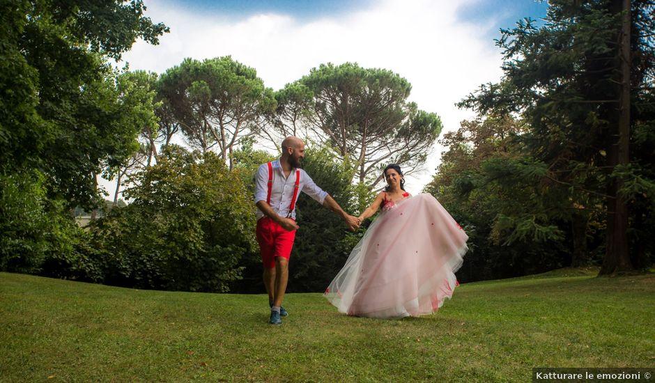 Il matrimonio di Gigi e Katia a Tradate, Varese