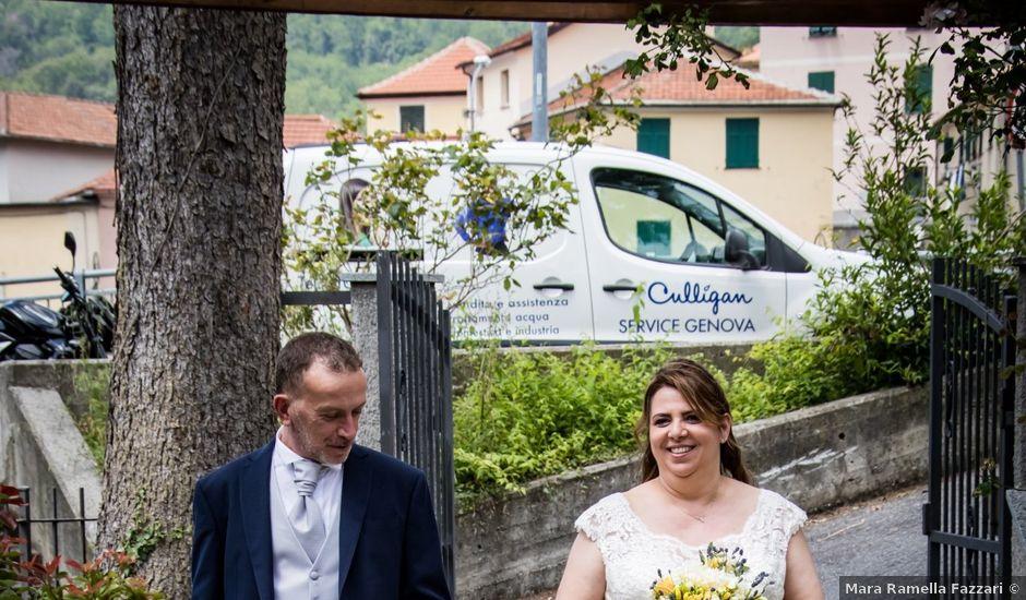 Il matrimonio di Roberto e Antonella a Genova, Genova