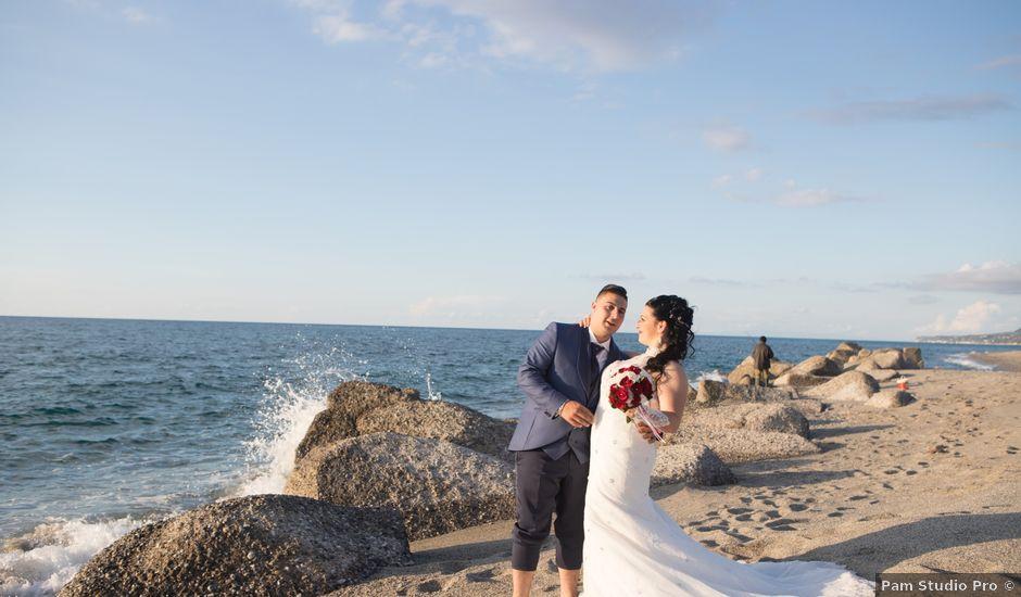 Il matrimonio di Santi e Jessica a Messina, Messina