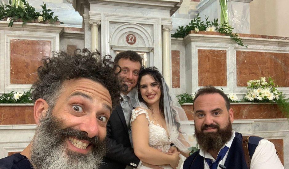 Il matrimonio di Mariagrazia e Salvatore  a Favara, Agrigento