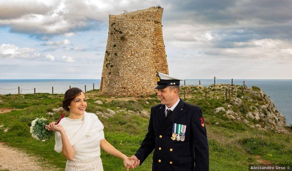 Il matrimonio di Mauro e Maria Grazia a Minervino di Lecce, Lecce