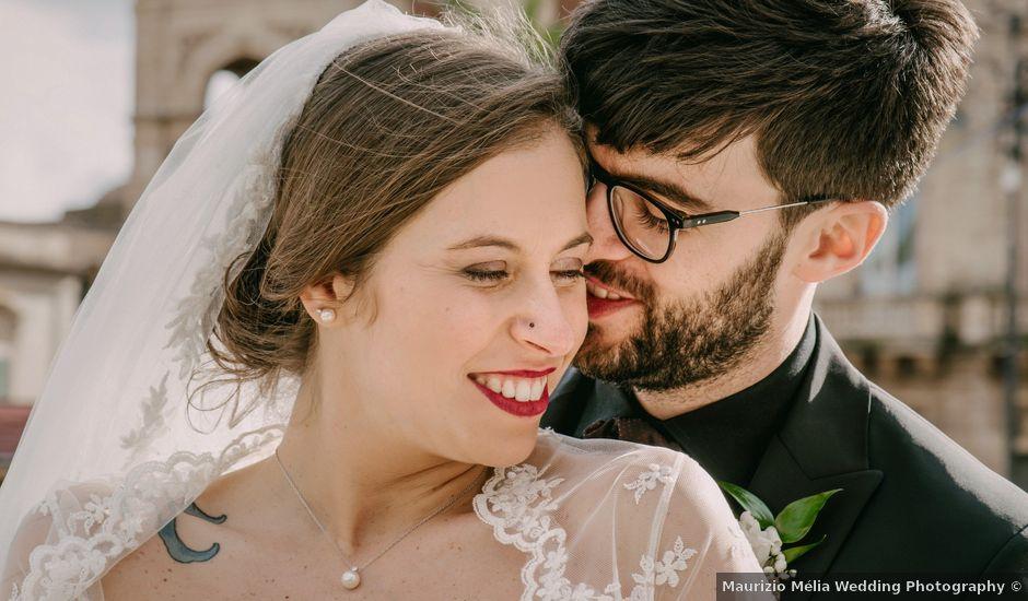 Il matrimonio di Virginia e Giorgio a Modica, Ragusa