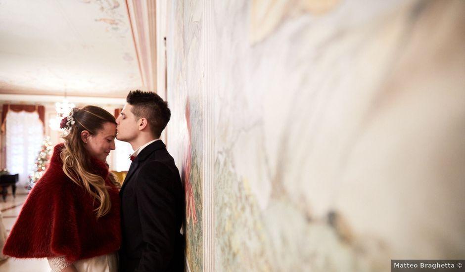 Il matrimonio di Mattia e Giulia a Roncade, Treviso