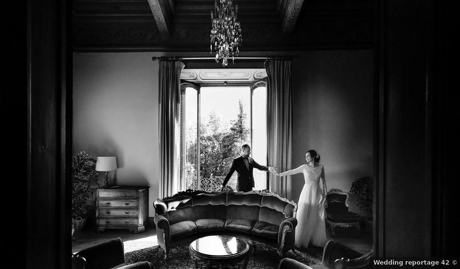 Il matrimonio di Riccardo e Sara a Varese, Varese