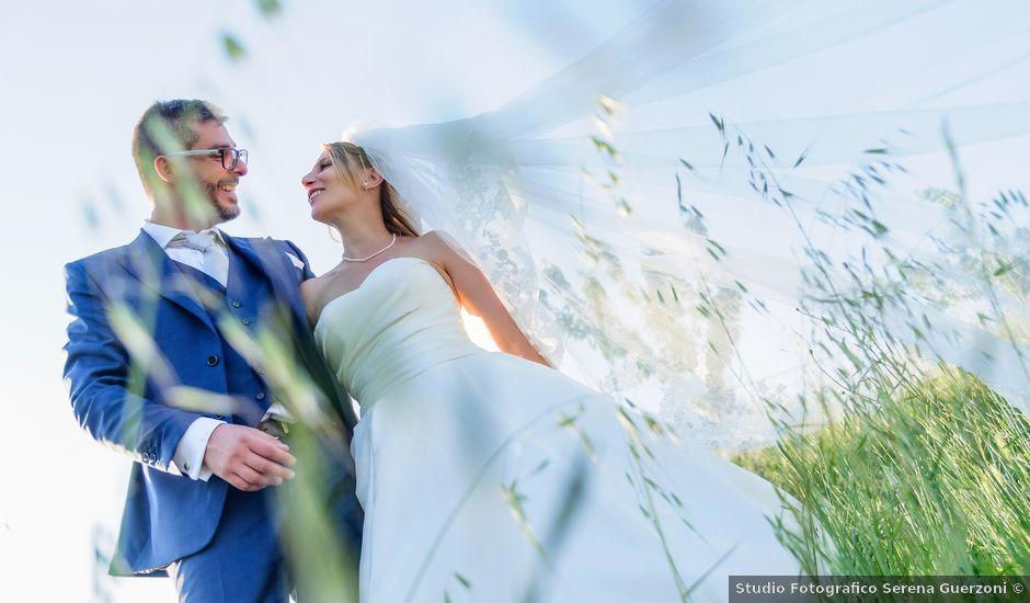 Il matrimonio di Claudio e Caterina a Fucecchio, Firenze