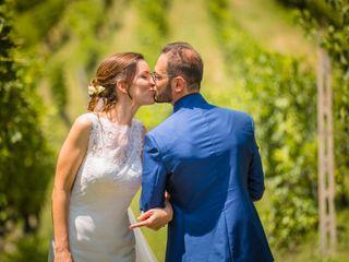 Le nozze di Lara e Ferd