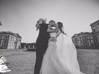 Le nozze di Veronica e Cesare