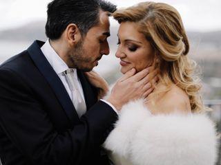 Le nozze di Serena e Gianfranco