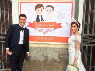 Le nozze di Raffaele e Sonia