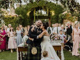 Le nozze di Andrew e Ezia