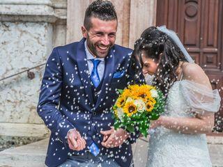 Le nozze di Andrea e Alberto