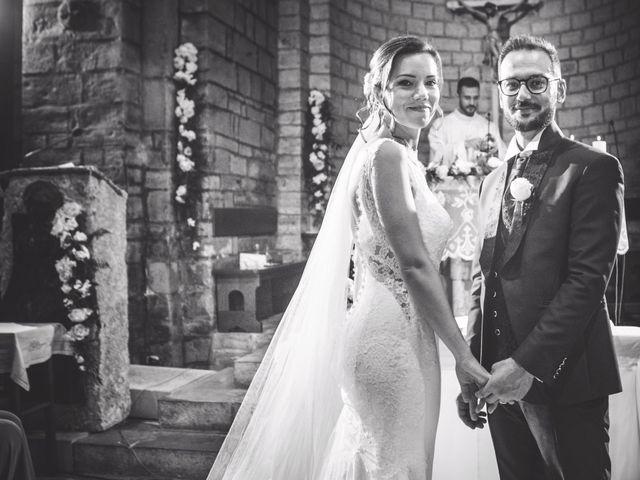 Il matrimonio di Ferd e Lara a Serra de' Conti, Ancona 11