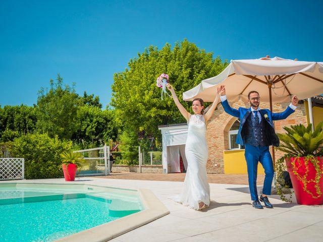 Il matrimonio di Ferd e Lara a Serra de' Conti, Ancona 29