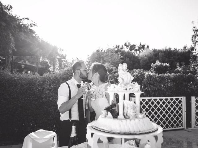 Il matrimonio di Ferd e Lara a Serra de' Conti, Ancona 31