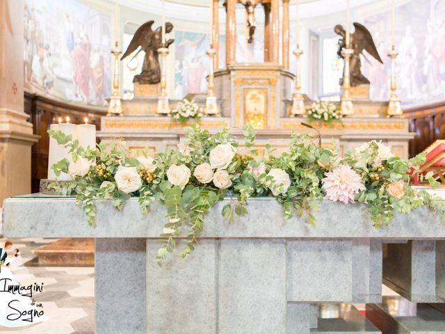 Il matrimonio di Cesare e Veronica a Monza, Monza e Brianza 2