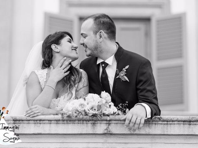 Il matrimonio di Cesare e Veronica a Monza, Monza e Brianza 8