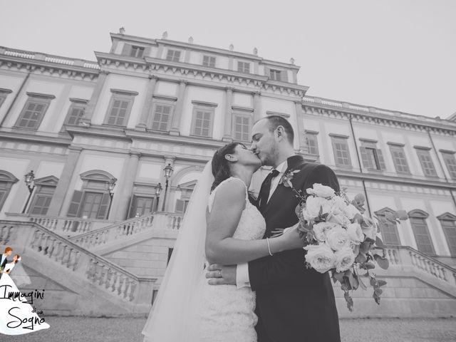 Il matrimonio di Cesare e Veronica a Monza, Monza e Brianza 9