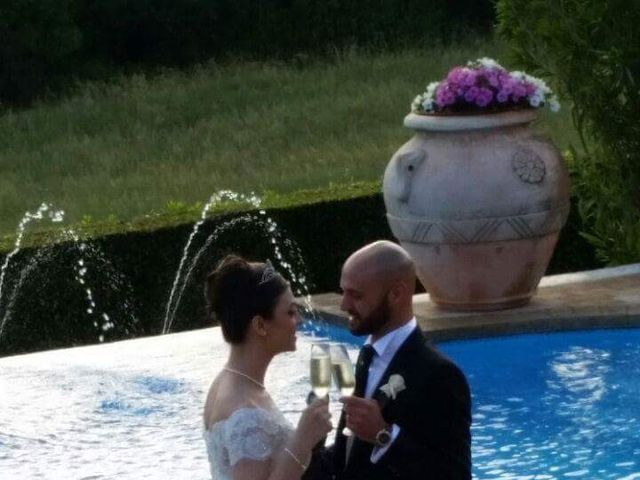 Il matrimonio di Maria Francesca e Almerindo a Rignano Flaminio, Roma 3