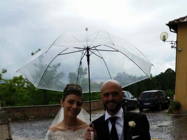 Il matrimonio di Maria Francesca e Almerindo a Rignano Flaminio, Roma 4