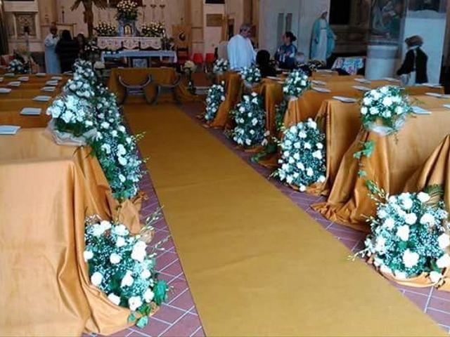 Il matrimonio di Maria Francesca e Almerindo a Rignano Flaminio, Roma 1
