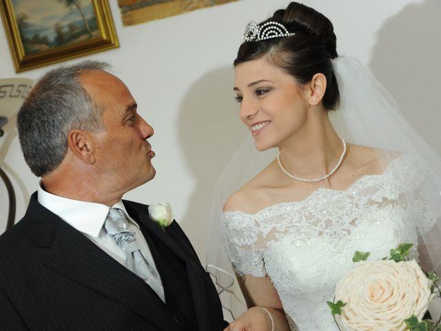 Il matrimonio di Maria Francesca e Almerindo a Rignano Flaminio, Roma 10
