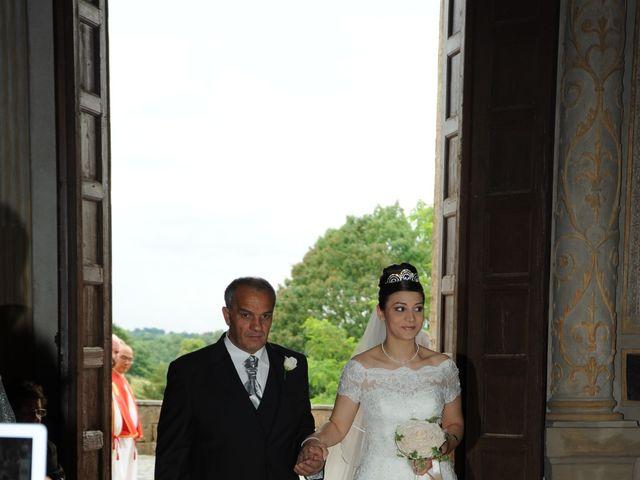 Il matrimonio di Maria Francesca e Almerindo a Rignano Flaminio, Roma 14
