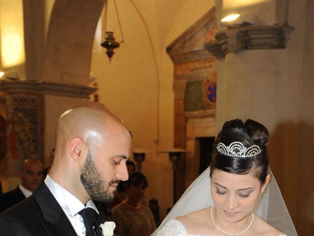 Il matrimonio di Maria Francesca e Almerindo a Rignano Flaminio, Roma 11