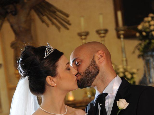 Il matrimonio di Maria Francesca e Almerindo a Rignano Flaminio, Roma 12