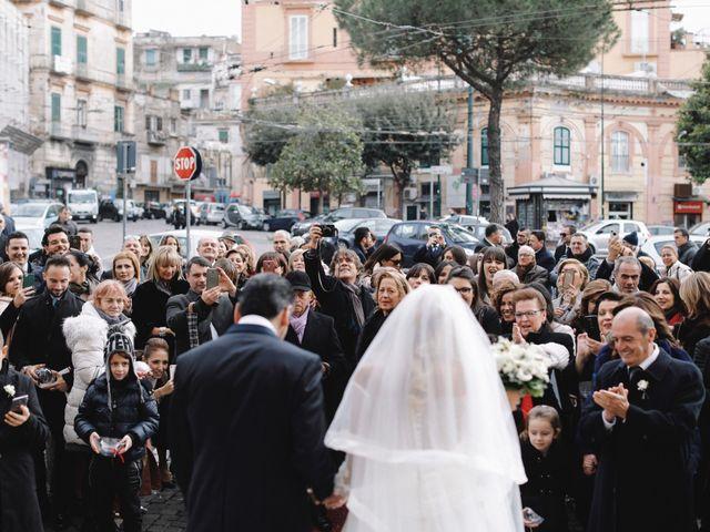 Il matrimonio di Gianfranco e Serena a Napoli, Napoli 27