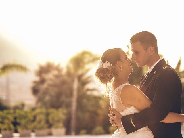 le nozze di Rita e Riccardo