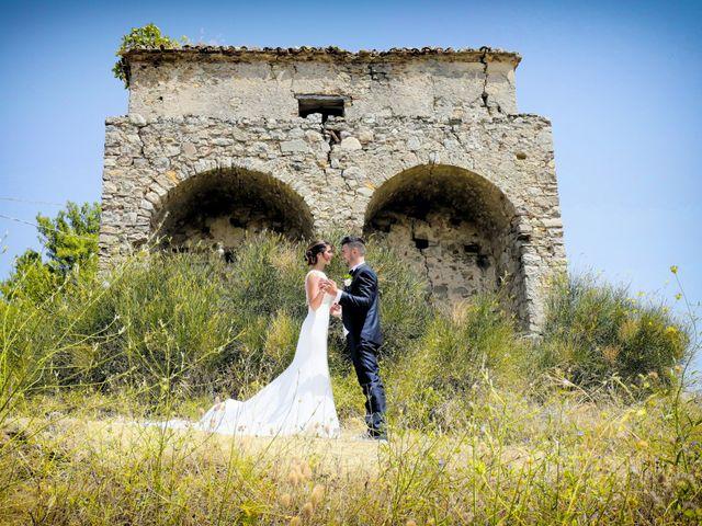le nozze di Rubina e Claudio