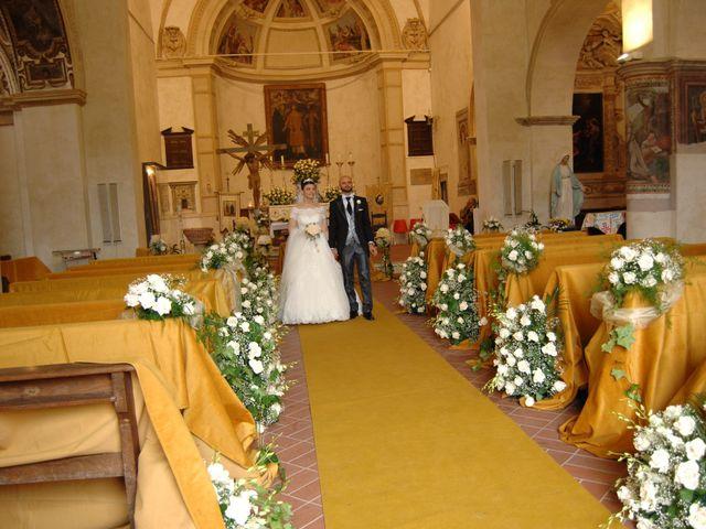 Il matrimonio di Maria Francesca e Almerindo a Rignano Flaminio, Roma 19