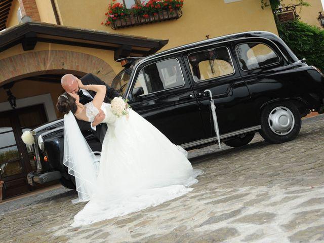 Il matrimonio di Maria Francesca e Almerindo a Rignano Flaminio, Roma 26