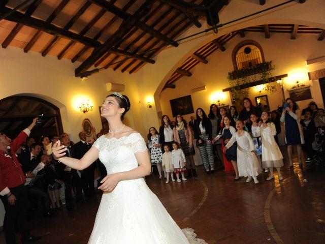 Il matrimonio di Maria Francesca e Almerindo a Rignano Flaminio, Roma 27
