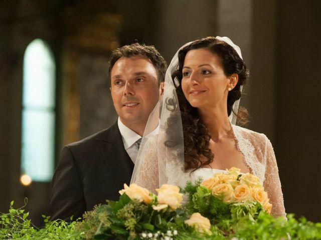 Le nozze di Stefano e Carlotta