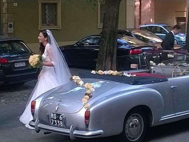 Il matrimonio di Carlotta e Stefano a Modena, Modena 2