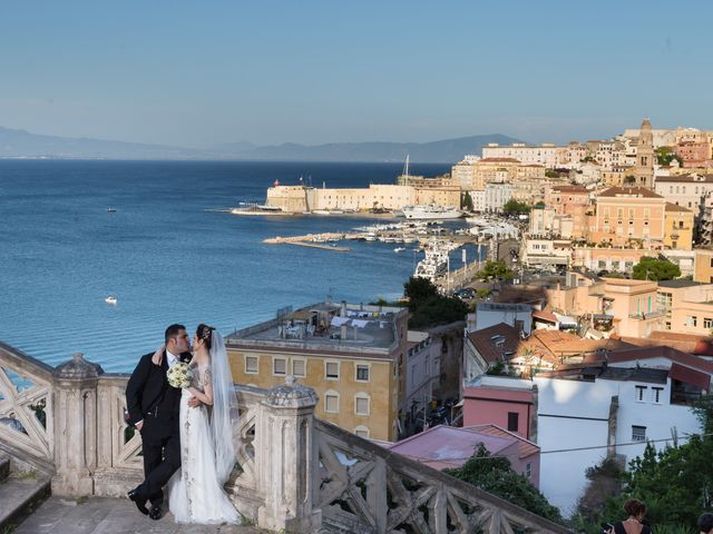 Pubblicazioni Matrimonio Olevano Romano : Reportage di nozze alessandra damiano centro moda