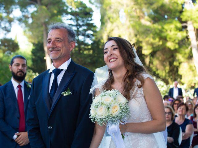 Il matrimonio di Speranza e Tani a Castelvetrano, Trapani 8