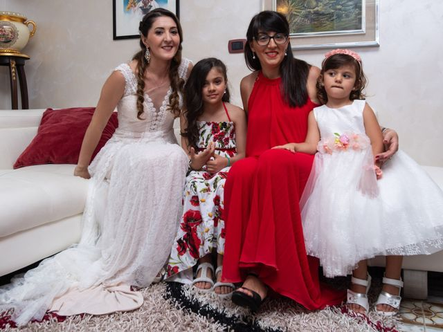 Il matrimonio di Speranza e Tani a Castelvetrano, Trapani 19