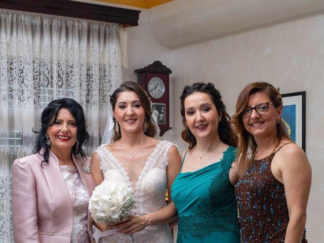 Il matrimonio di Speranza e Tani a Castelvetrano, Trapani 57
