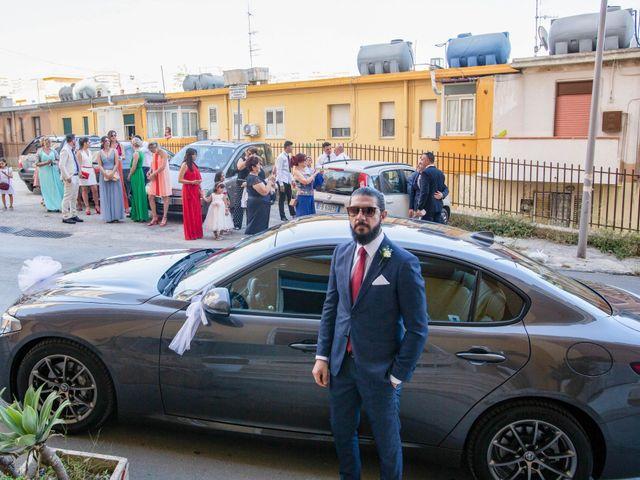 Il matrimonio di Speranza e Tani a Castelvetrano, Trapani 58