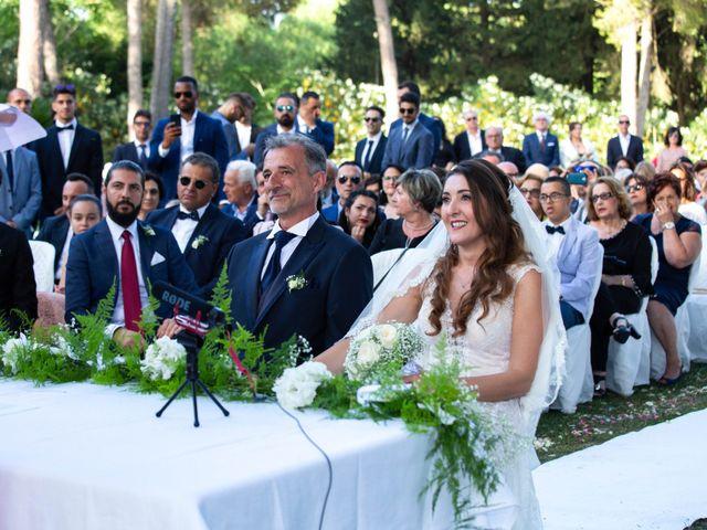 Il matrimonio di Speranza e Tani a Castelvetrano, Trapani 60