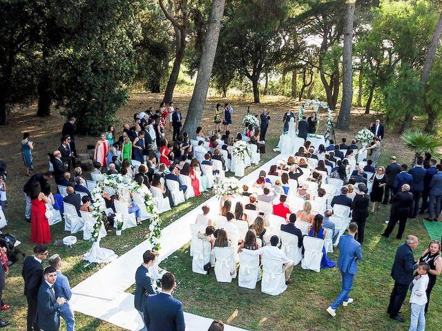 Il matrimonio di Speranza e Tani a Castelvetrano, Trapani 63