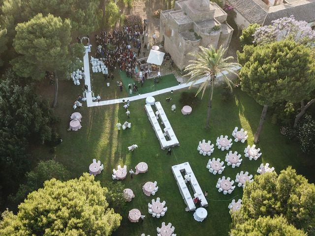 Il matrimonio di Speranza e Tani a Castelvetrano, Trapani 72