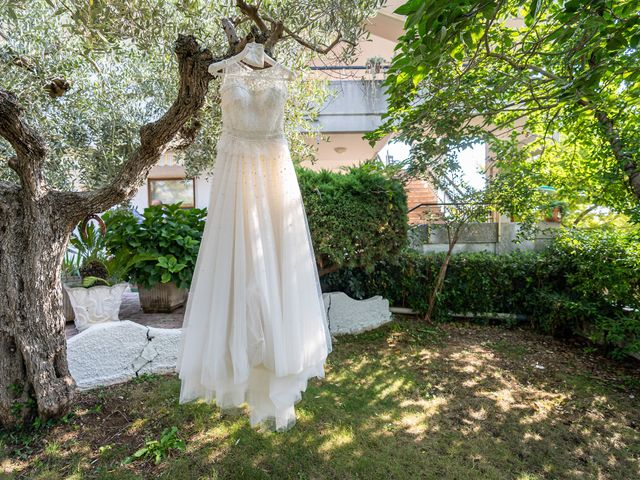 Il matrimonio di Simone e Federica a Roseto degli Abruzzi, Teramo 5