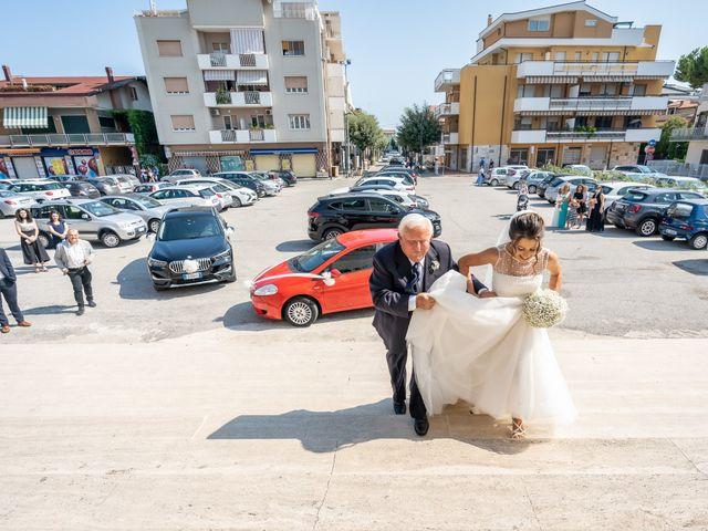 Il matrimonio di Simone e Federica a Roseto degli Abruzzi, Teramo 21